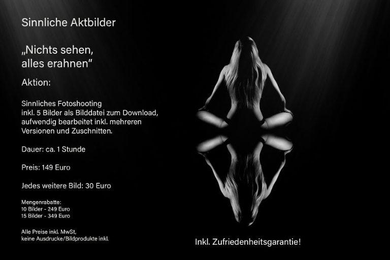 Aktfotograf Erotikfotograf Fotograf Trier Bitburg Luxemburg